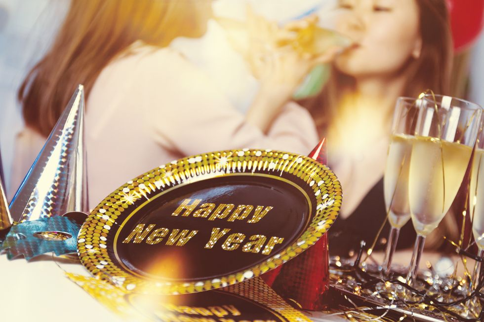 New Year's Day Isn't the Only Time for Resolutions