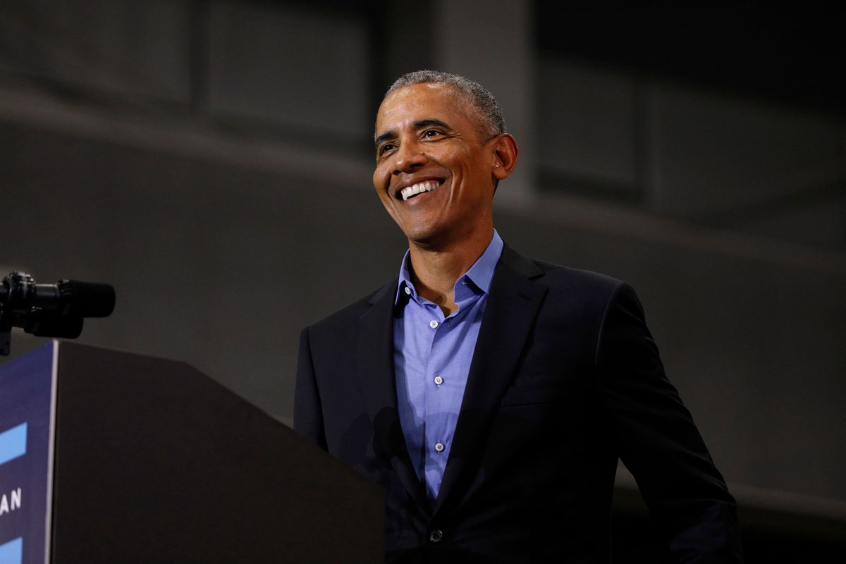 Barack Obama Shares Year-End Favorites List