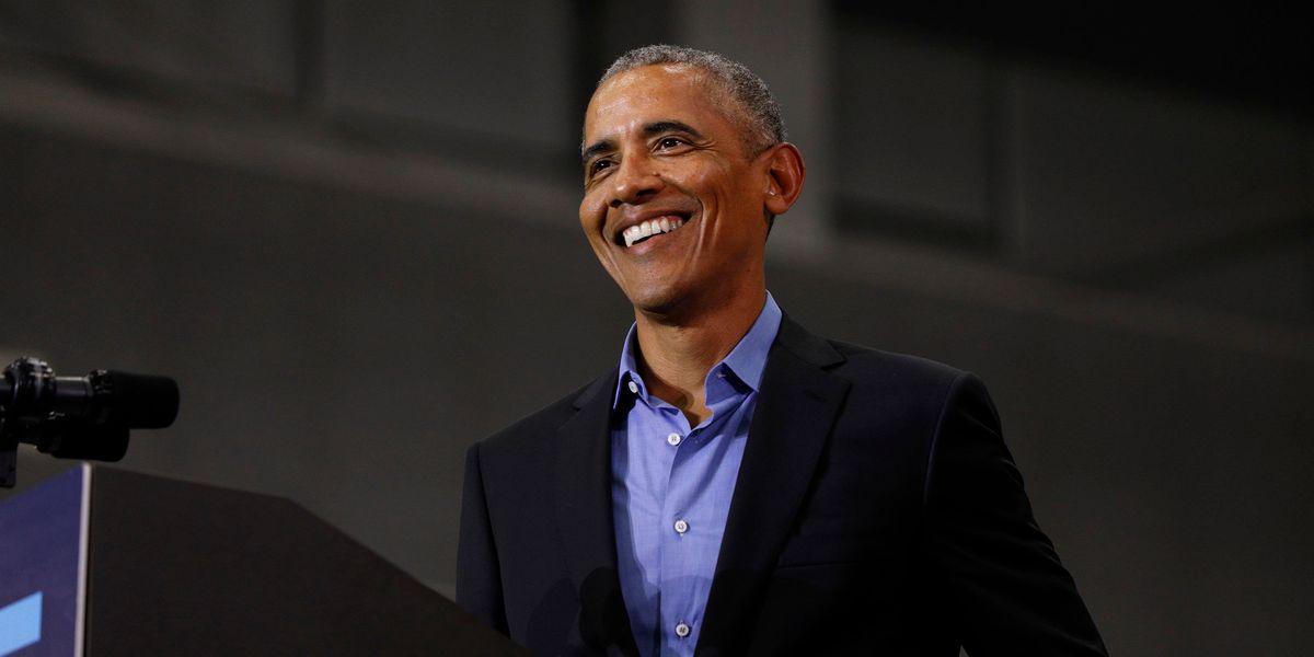 Barack Obama Shares Year-End Favorites List