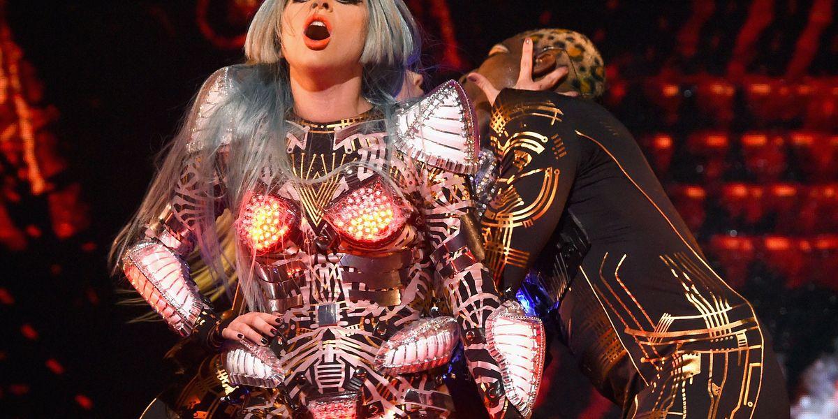 Lady Gaga Introduces Vegas to 'Enigma'
