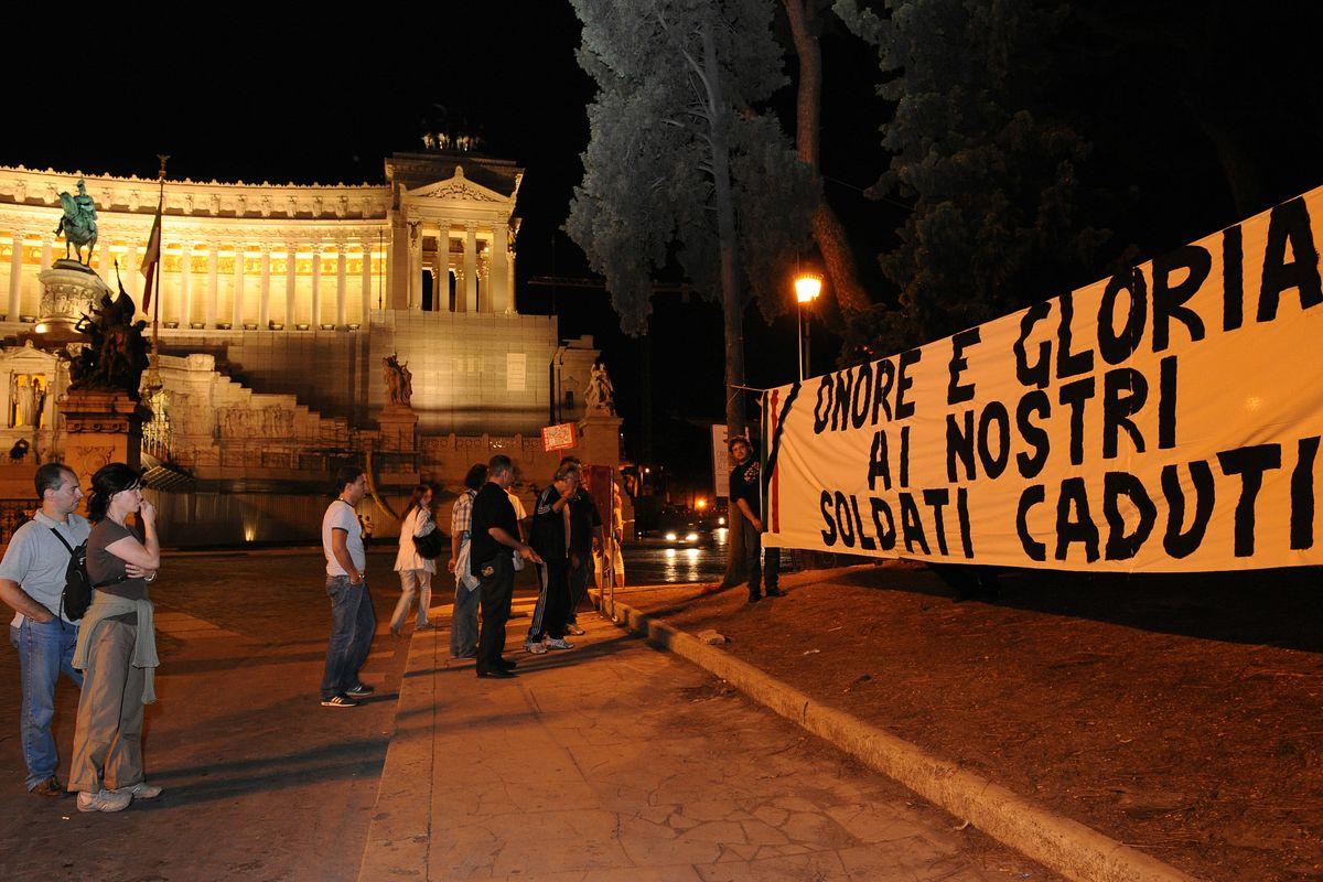 Centomila italiani sterminati nei lager austriaci e tedeschi