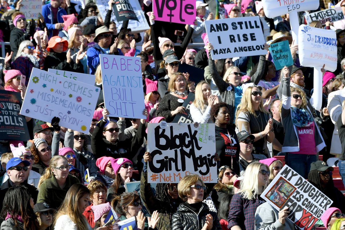 Women's March Canceled for Fear It Might Be 'Overwhelmingly White'