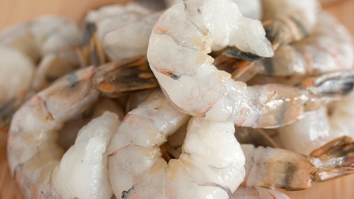 Largest U.S. Supermarket Chain Recalls 9 Shrimp Products