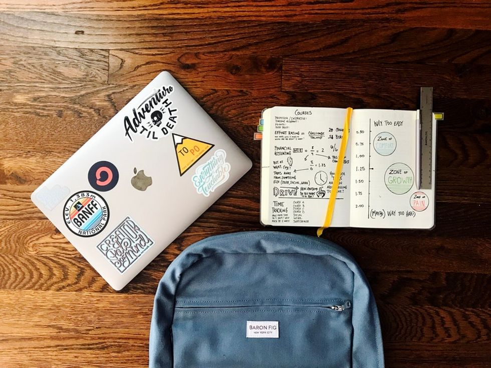10 Tips For Staying Organized This Semester