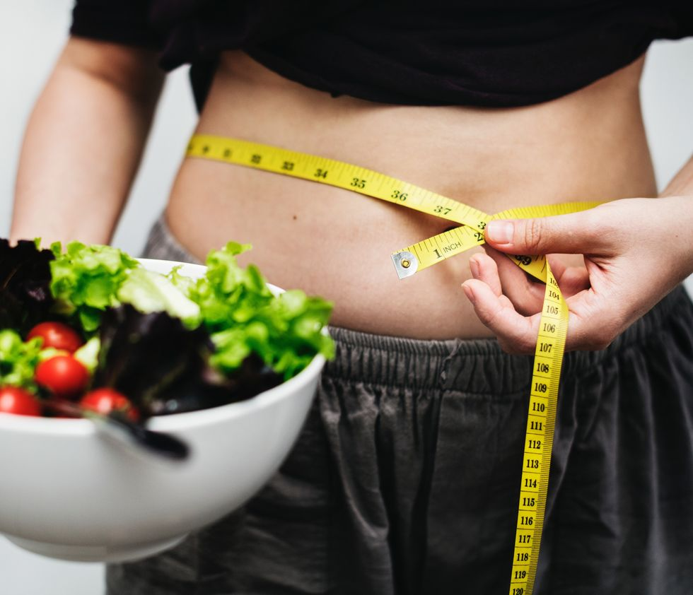 Stop Judging People If Their Resolution Is To Lose Weight