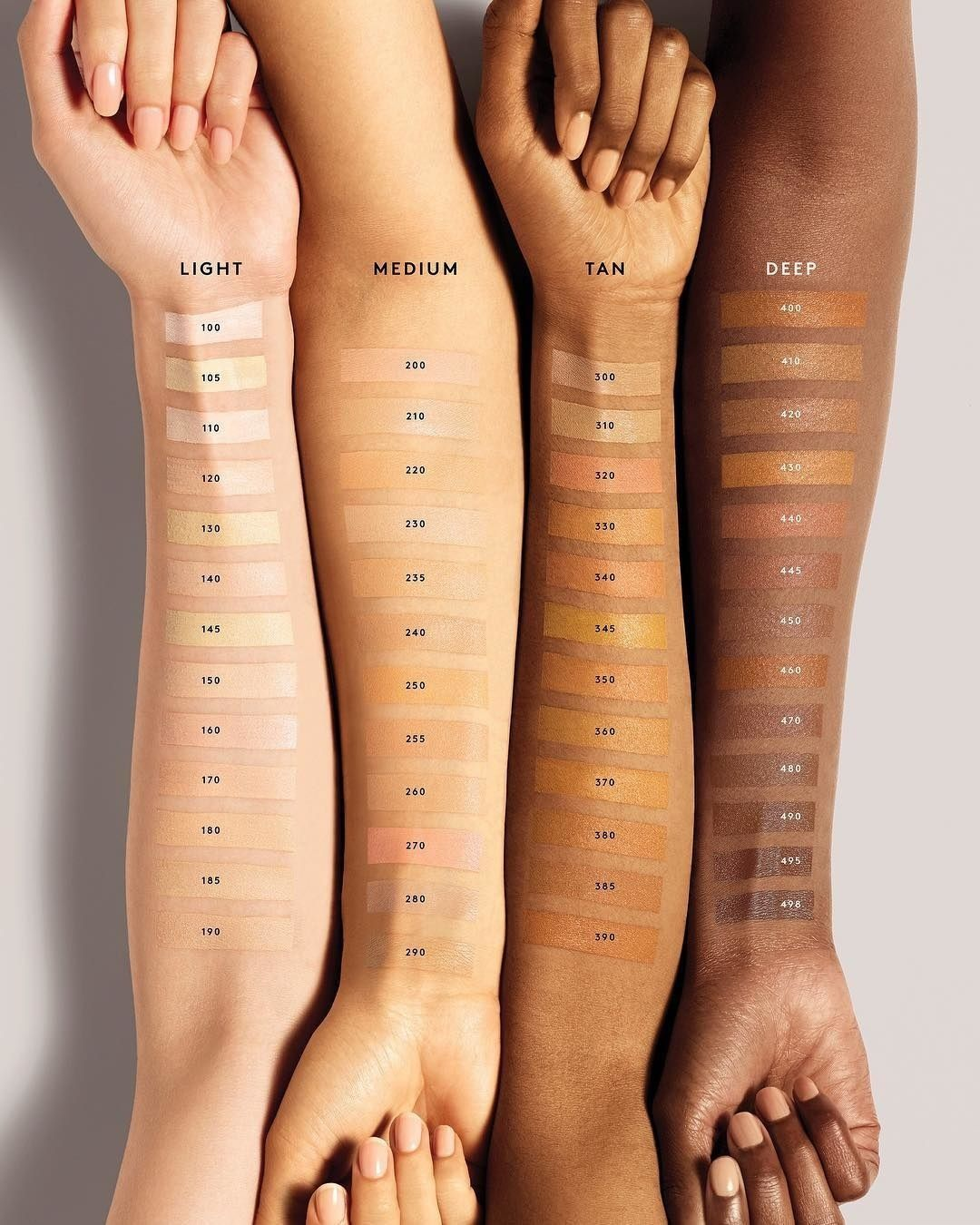 Rihanna S Fenty Beauty Releases New 50 Shade Profilt R Concealer Paper
