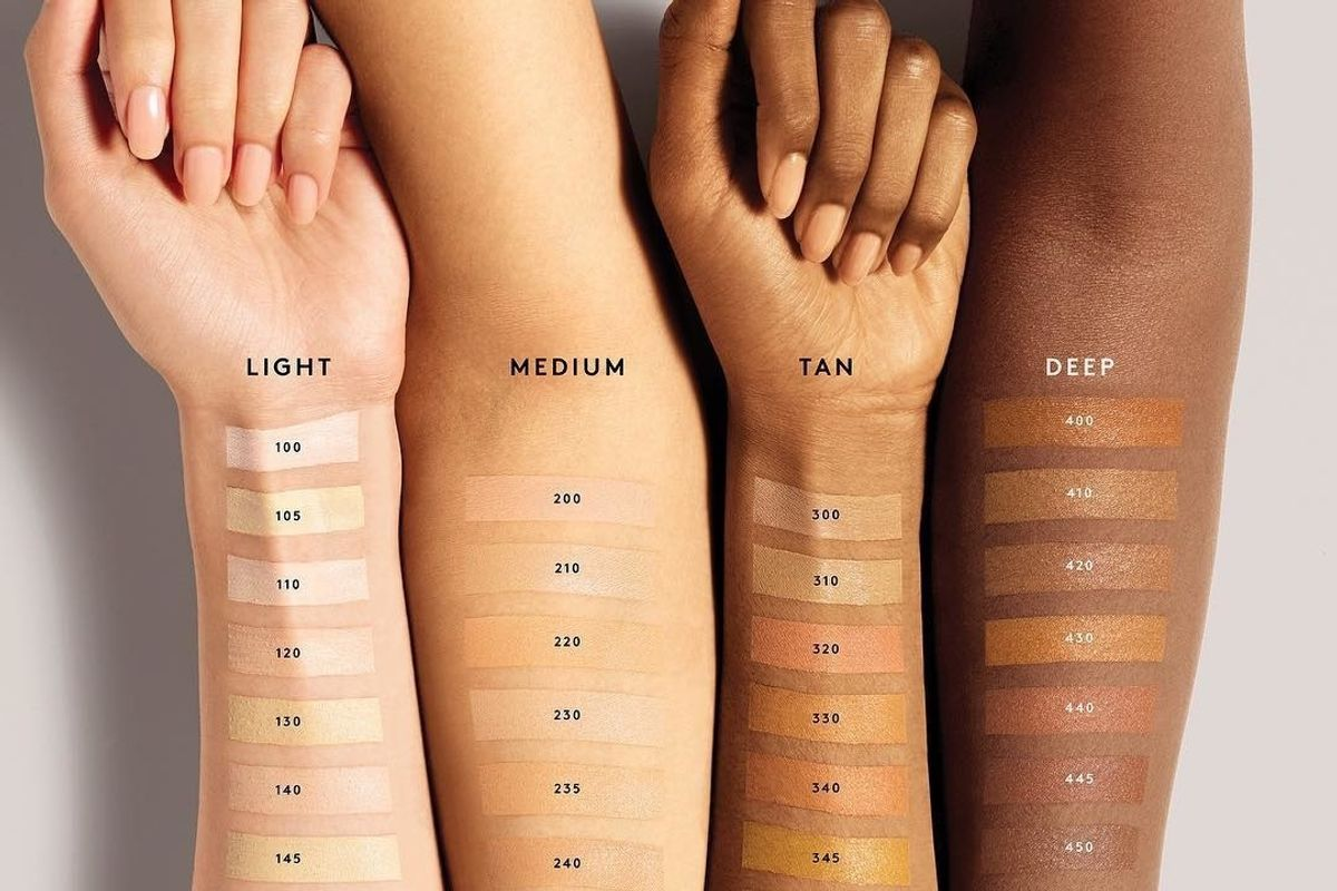 Fenty Beauty Announces 50-Shade Concealer Range