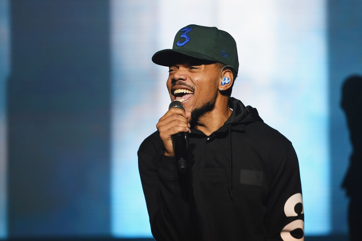 Chance the Rapper Was Out Here Saving Lives in 2018