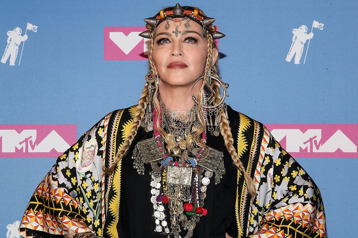 Madonna Spent New Year's Eve at Stonewall Inn