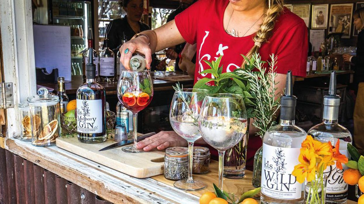 Farm-to-Table Spirits Are Blossoming in Southern Australia