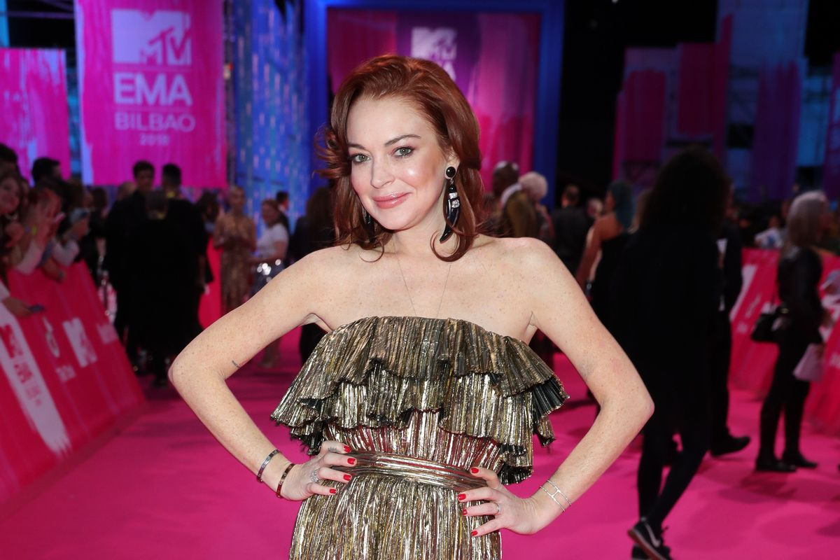 Lindsay Lohan Predicts Where Cady From 'Mean Girls' Would Be Today