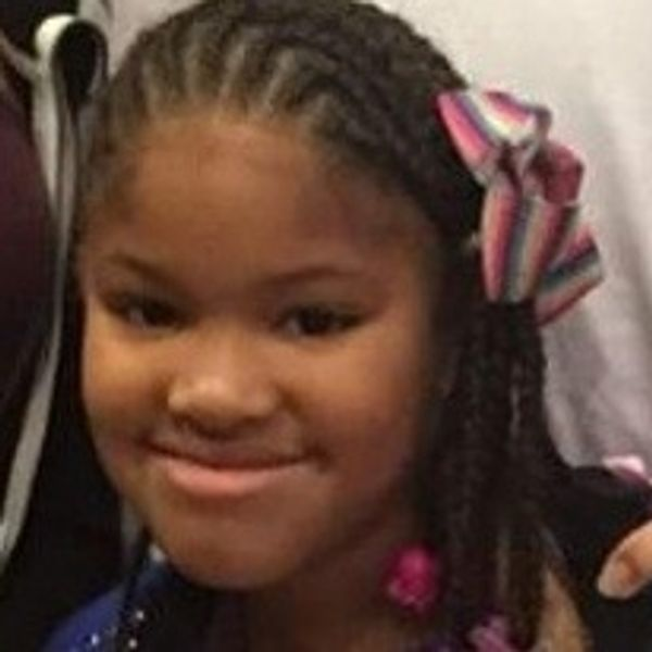 Police Are Searching for a White Male Suspect in 'Unprovoked' Murder of 7-Year-Old Girl