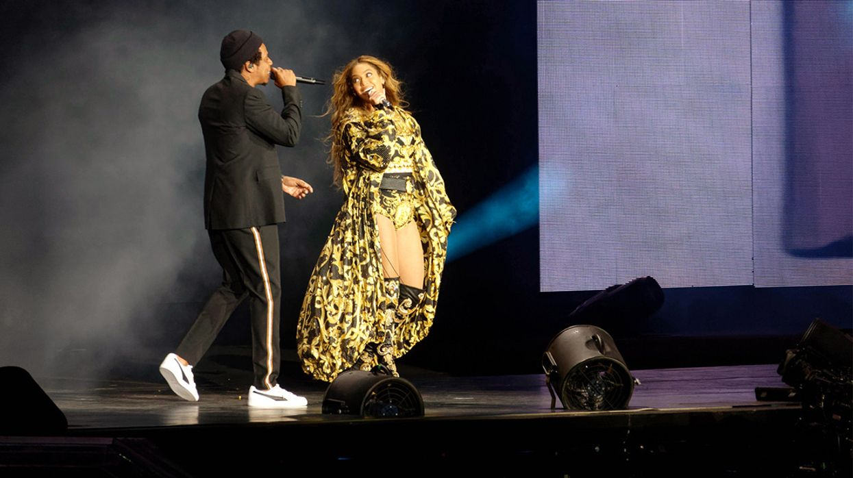 Jay-Z and Beyoncé Promote Vegan Lifestyle in Intro to New Book