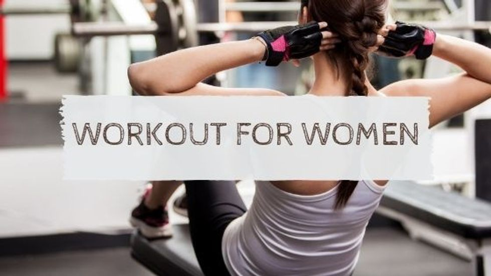 The Five Essential Pelvic Floor Muscles Workout for Women