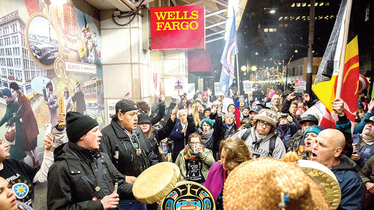Standing Rock's Surprising Legacy: A Push for Public Banks