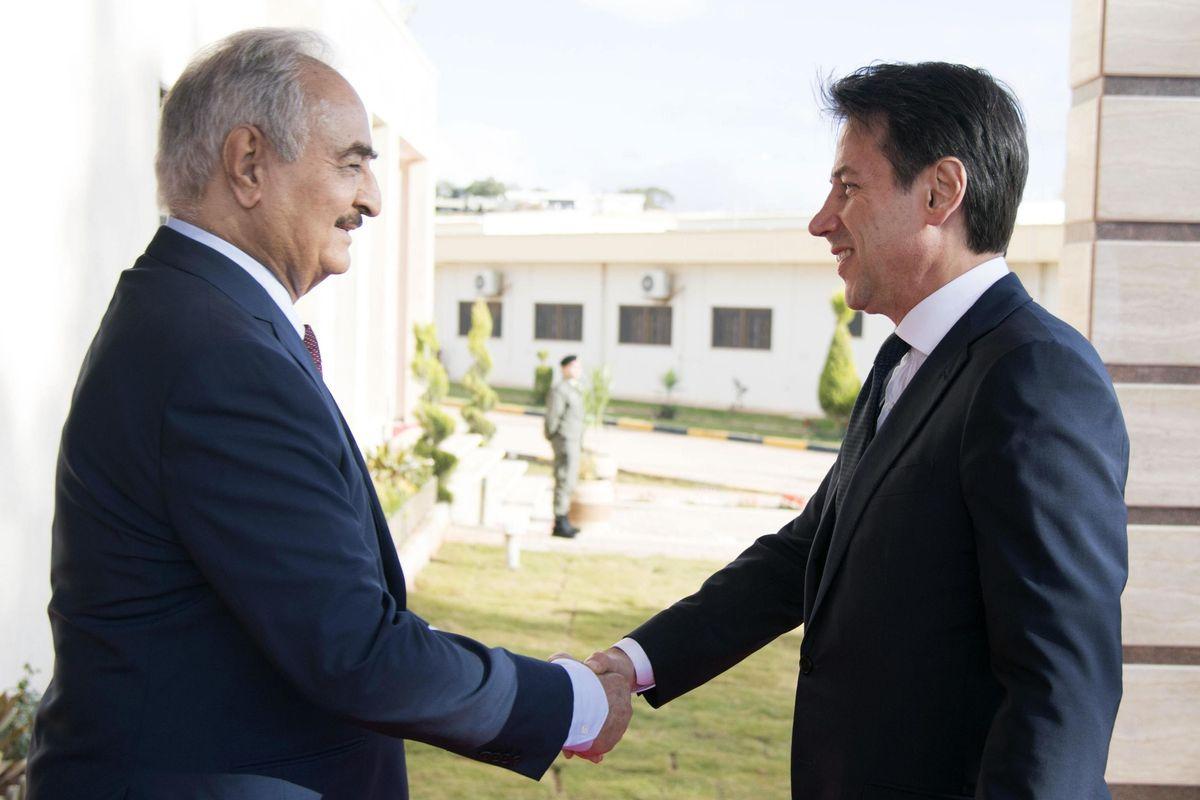 Gli Stati Uniti si muovono in Ciad per sostenere Haftar e l'Italia in Libia