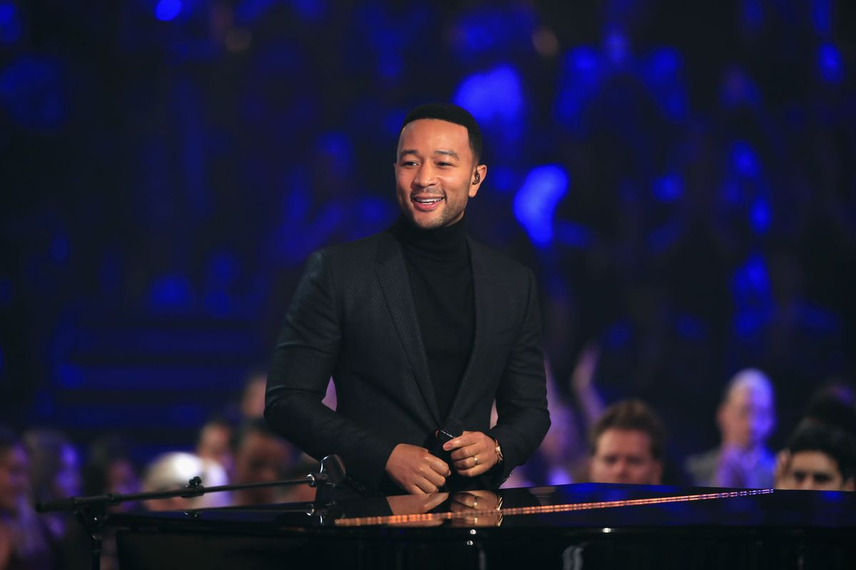 John Legend Is the Only Celebrity Willing to Speak Against R. Kelly on Camera