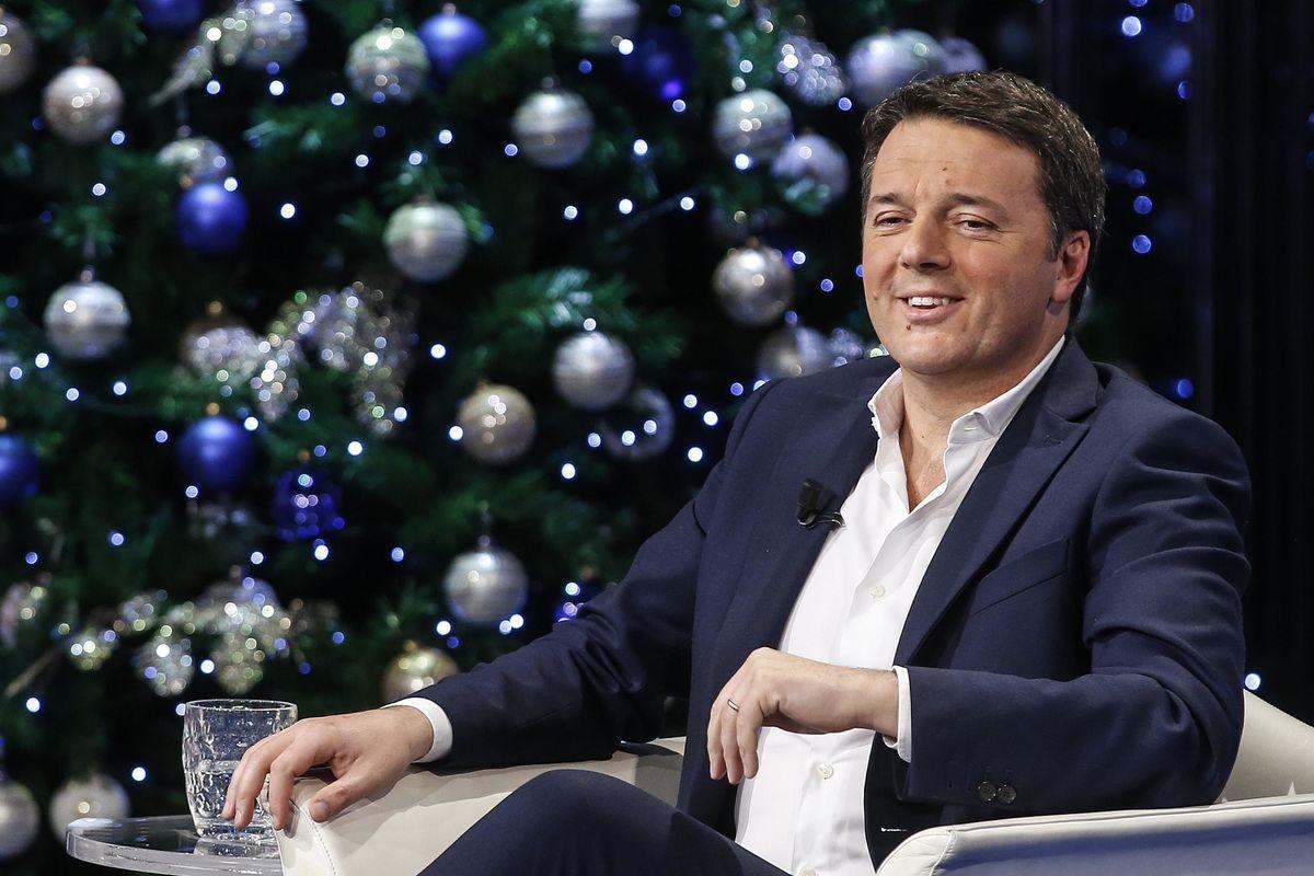 Renzi si crede Ulisse esiliato da Itaca: «Ritornerò. Non mi dimetto dall'Io»
