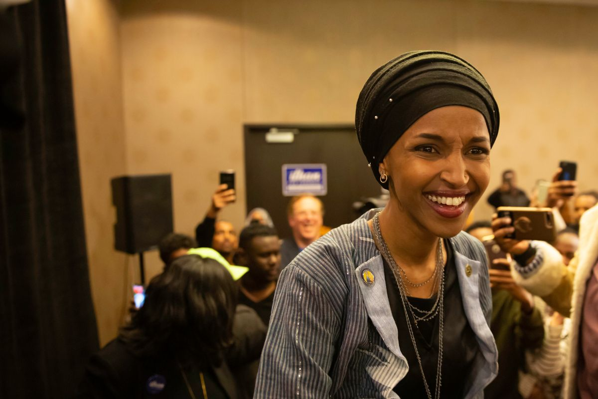 Ilhan Omar Will be the First Woman to Wear a Hijab In Congress