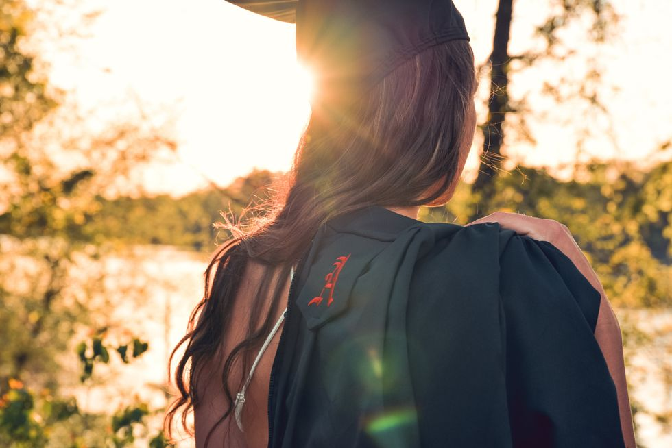 An Open Letter To The Girl Who Thought She Would Never Graduate College— You're Almost There