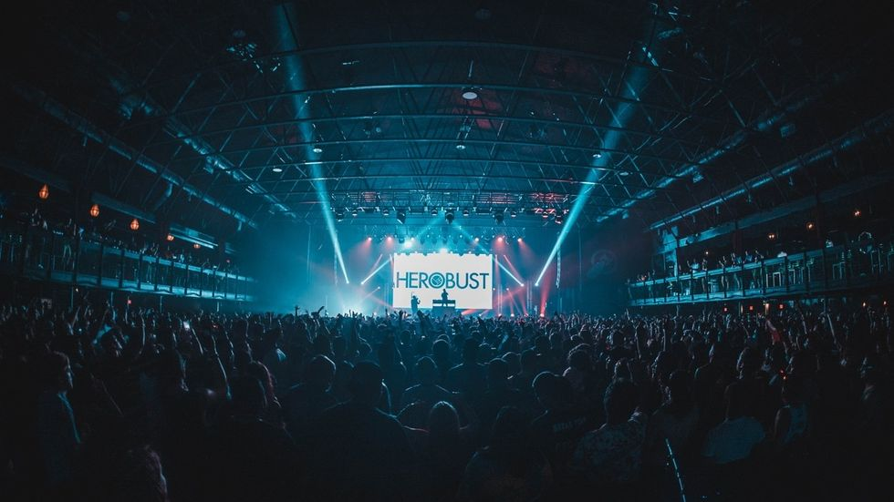 Herobust Talks Music Origins and Upcoming EP on his WTF Tour