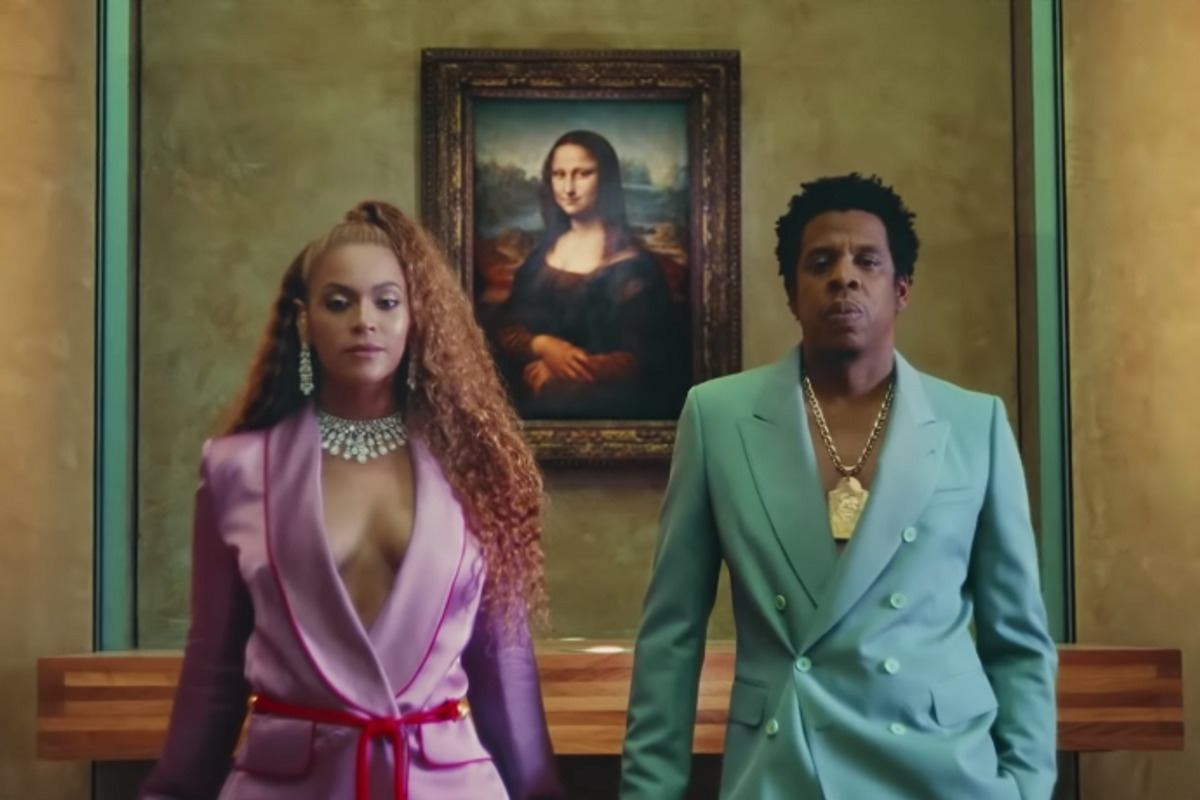 The Louvre Should Send Jay-Z and Beyoncé a Thank You Gift