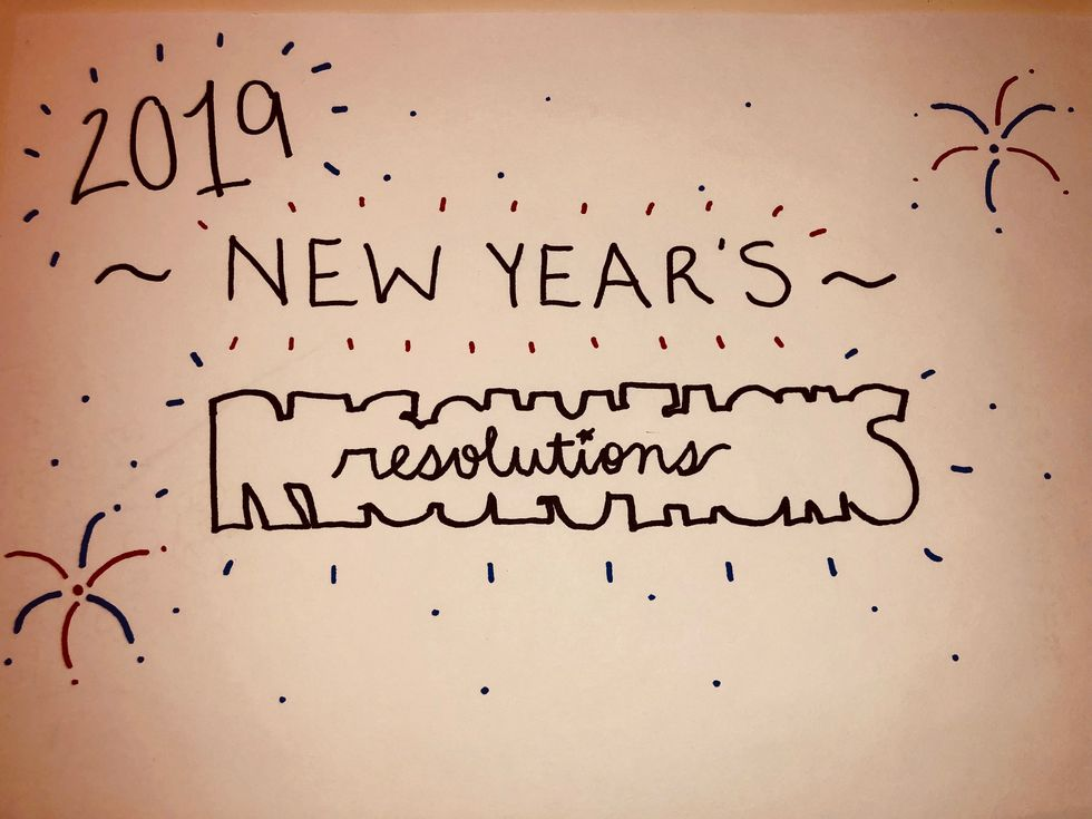 3 Things To Keep In Mind While Creating Your New Year's Resolutions