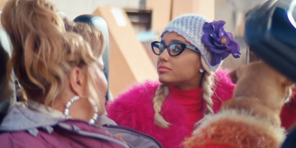 Ariana Grande Gifts Us With Deleted Scenes From 'Thank U, Next'