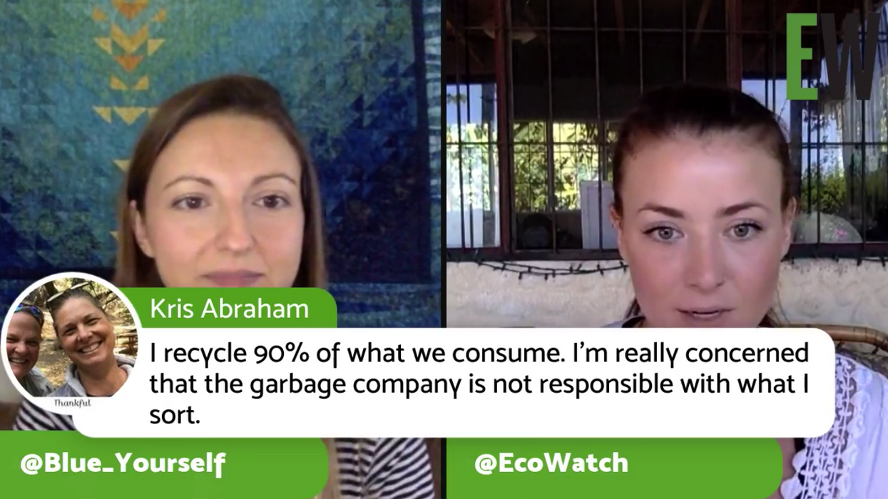 WATCH: Inspiring & Easy Way to Make a Huge Difference #LandfillChallenge