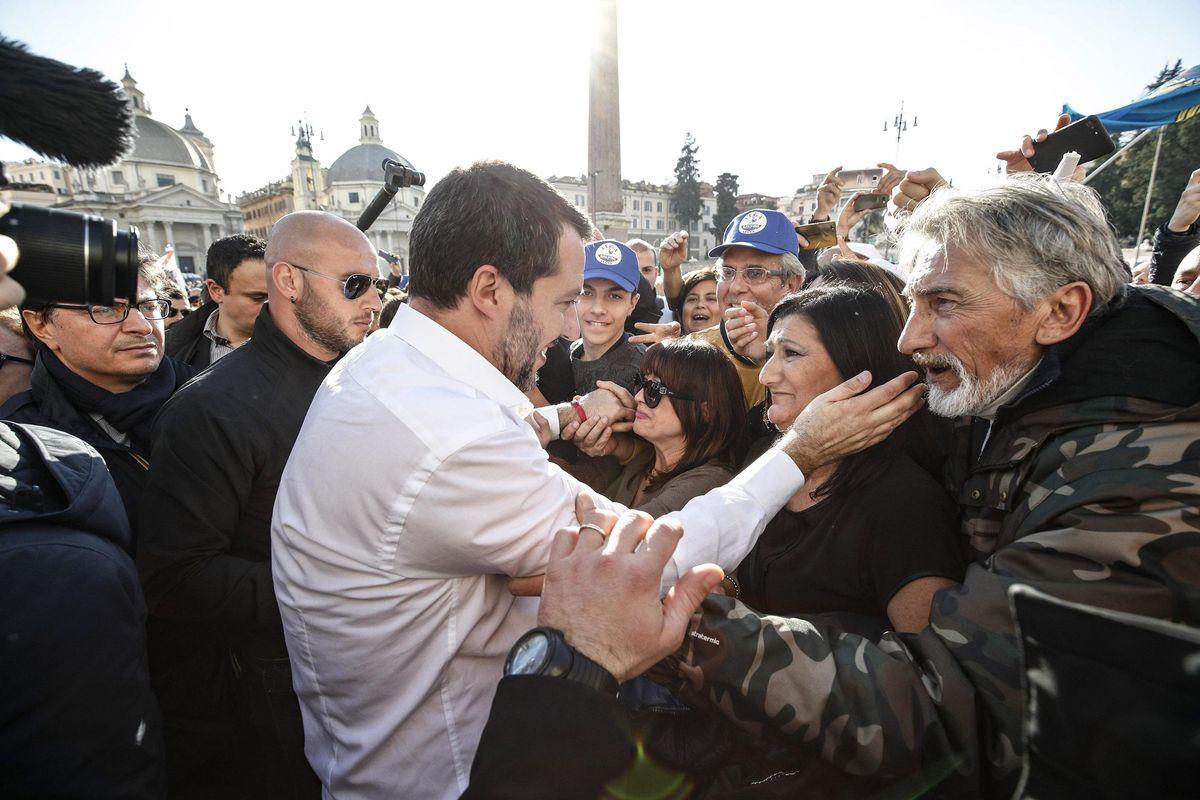 Occuparsi degli italiani è diventato fascismo