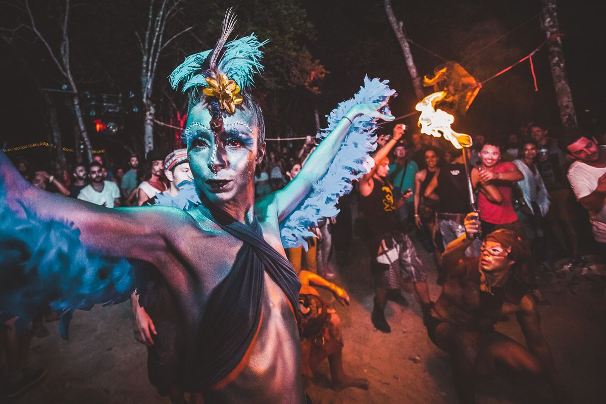 How Tulum Became Mexico's Newest Rave Oasis