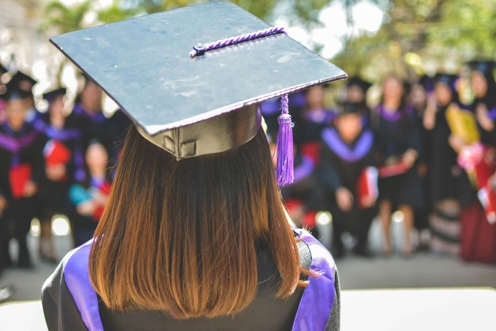 I'm Terrified Of Graduation, And It's Not Because Of What Comes Next