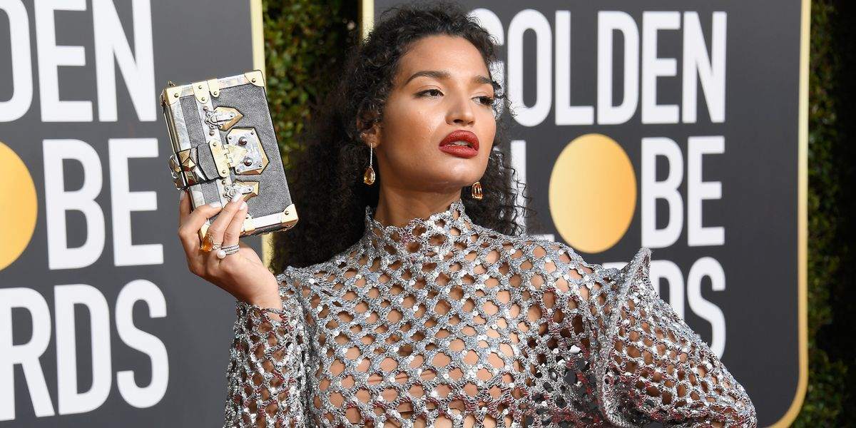The Trans Actresses of 'Pose' Show the Red Carpet How It's Done