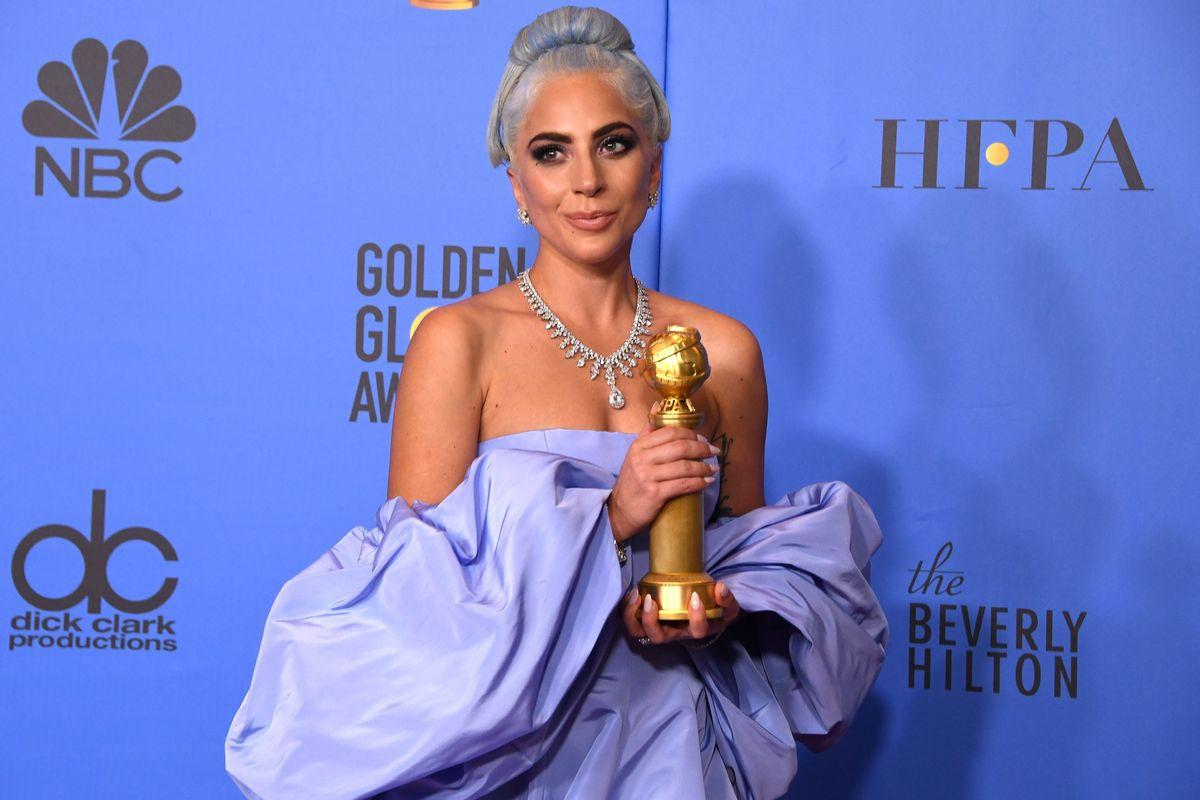 Recreate Lady Gaga's Pastel Blue Globes Hair