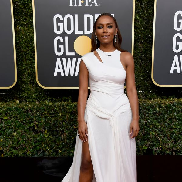 The Vital Importance of Janet Mock's Golden Globes Look