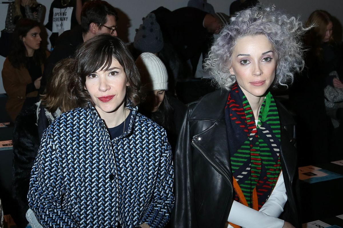 Sleater-Kinney Hire St. Vincent to Produce Their New Music