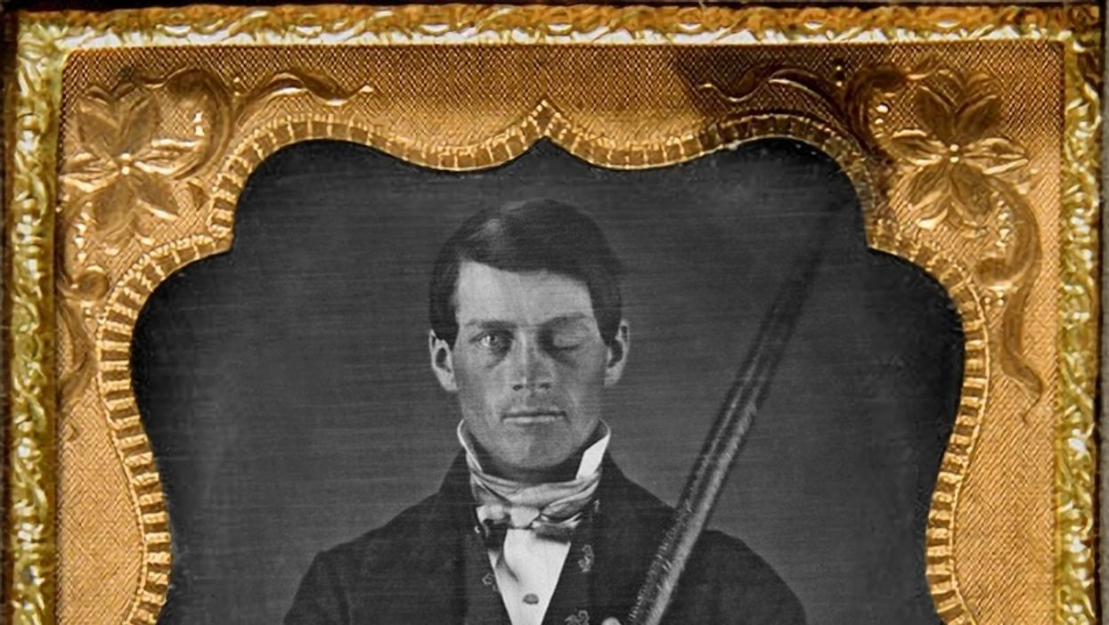 Scientists are still fascinated by Phineas Gage. Here's why.