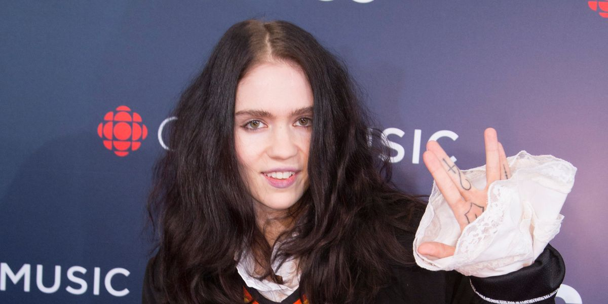 Grimes Embraces Nightcore