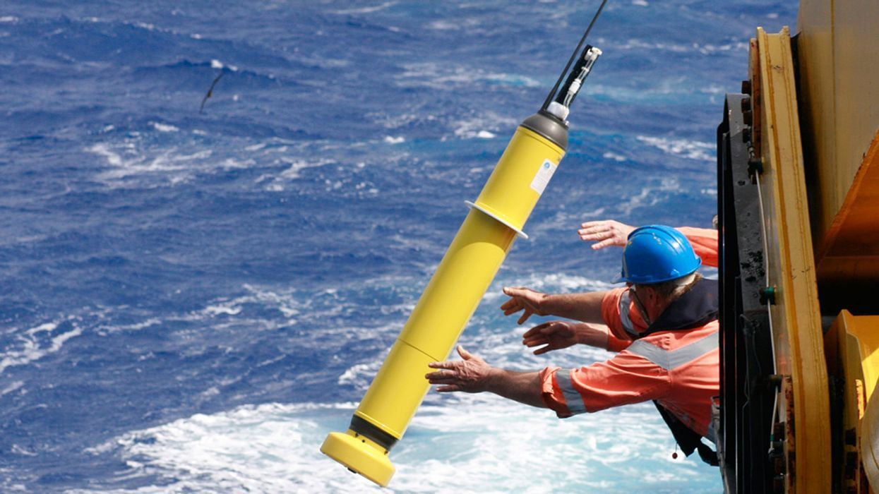 'Scary': Warming of Oceans Is Equivalent to 1.5 Atomic Bombs Every Second Over Past 150 Years