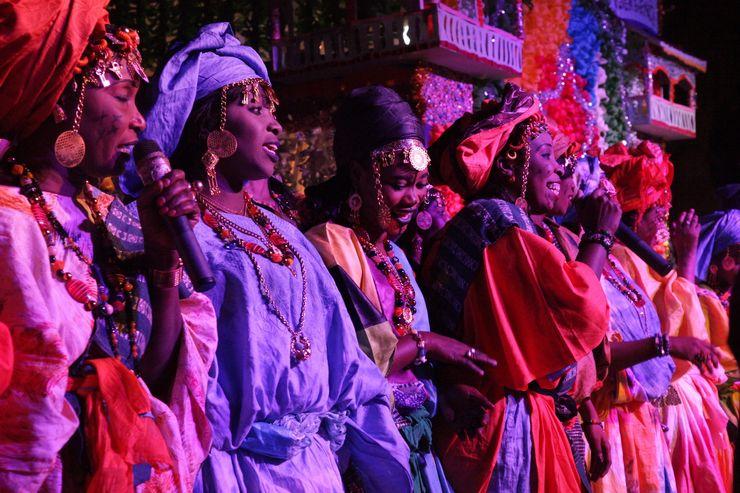 In Photos: Senegal's Joyous New Year's Celebration, the Fanal - OkayAfrica
