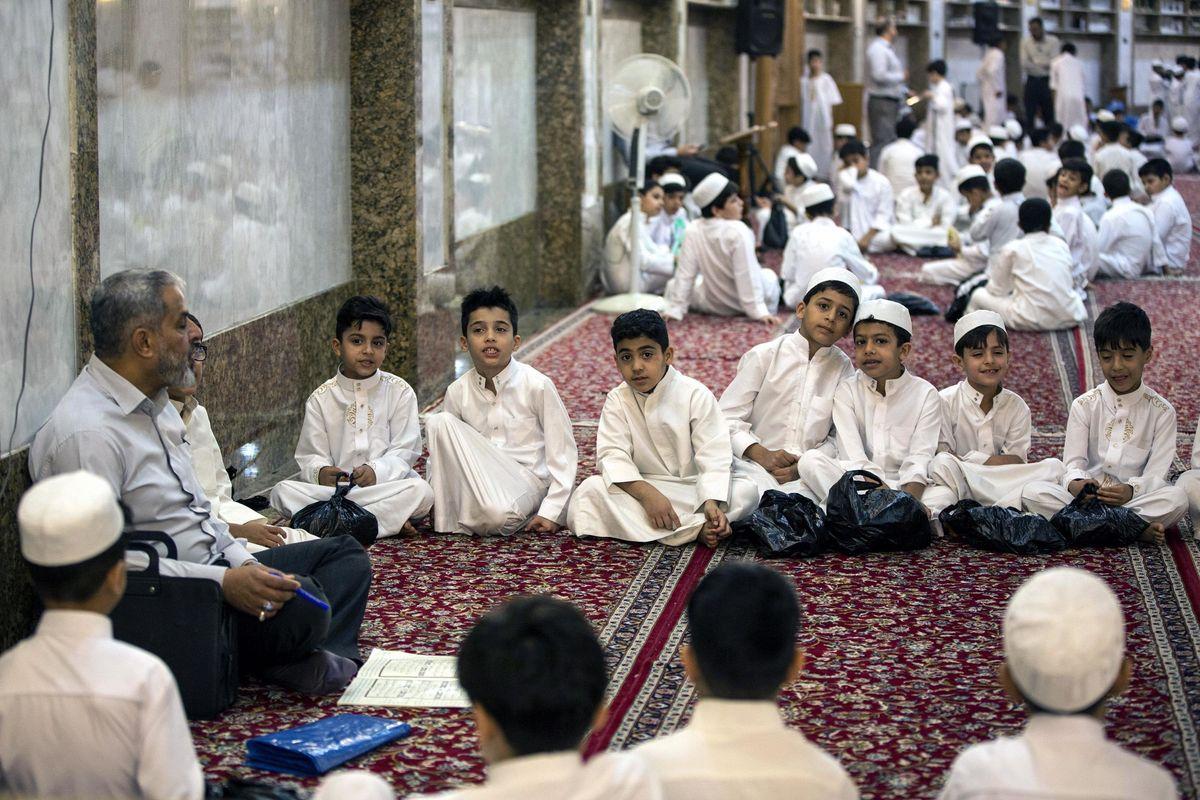 A scuola di arabo e islam alle elementari