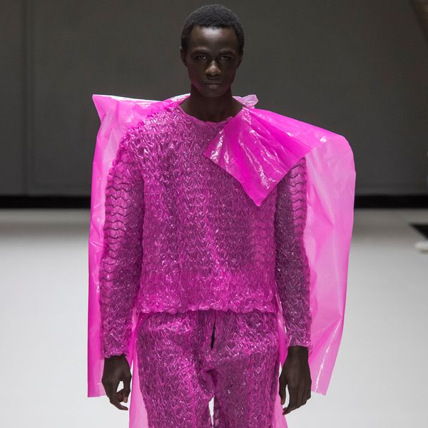 Craig Green Makes a Case for Wearing Neon Plastic