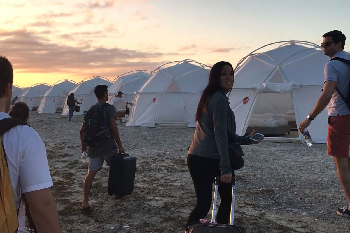 Watch the New Trailer for Netflix's Fyre Festival Documentary