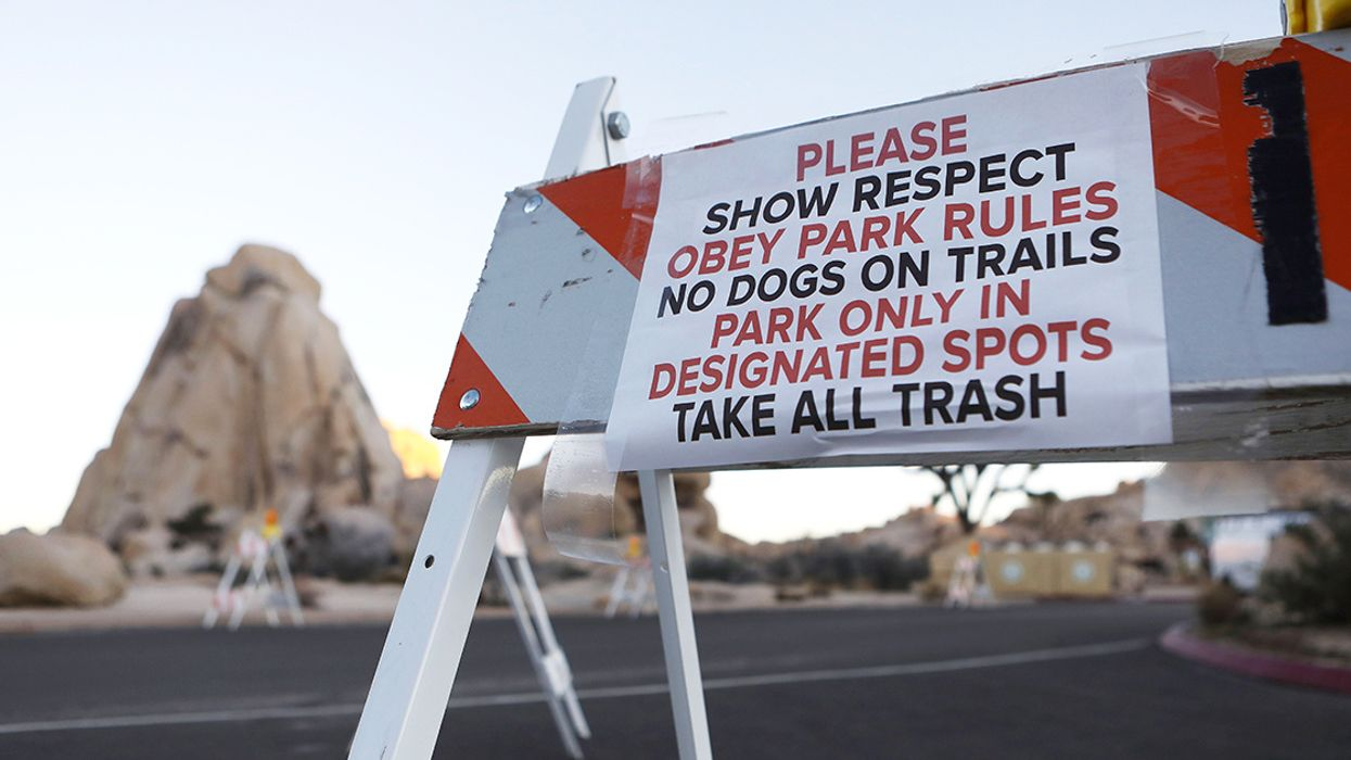 Joshua Tree National Park Will Stay Open After All