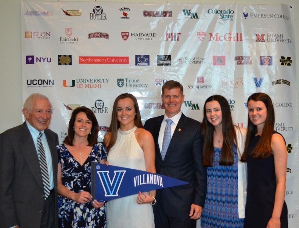 9 Signs Your Mom Went to Villanova