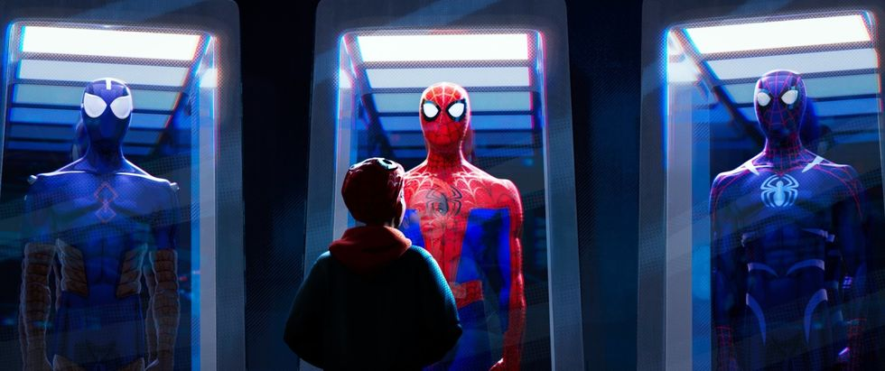 Don't Skip 'Spider-Man: Into The Spider-Verse' Just Because It's An Animated Movie