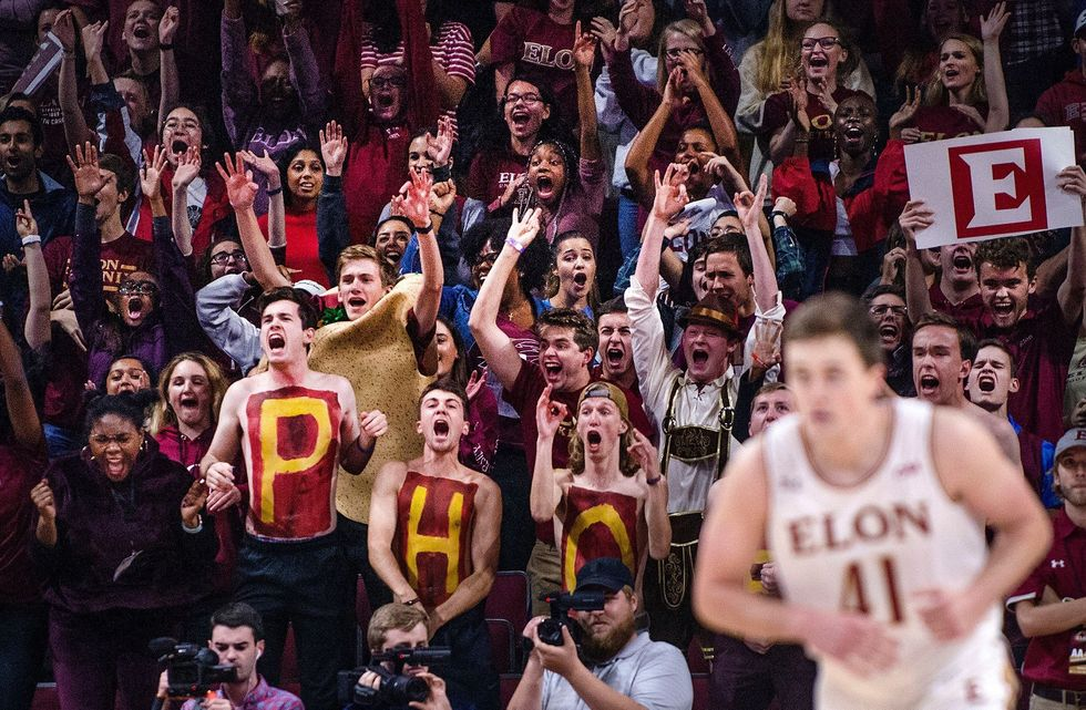 It's Time For Elon To Start Illegally Recruiting Basketball Players And Become A Powerhouse