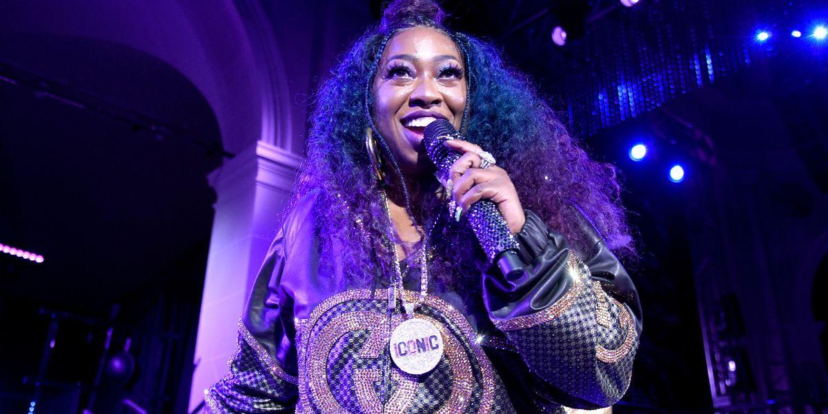 Missy Elliott Makes 'Hall of Fame' History