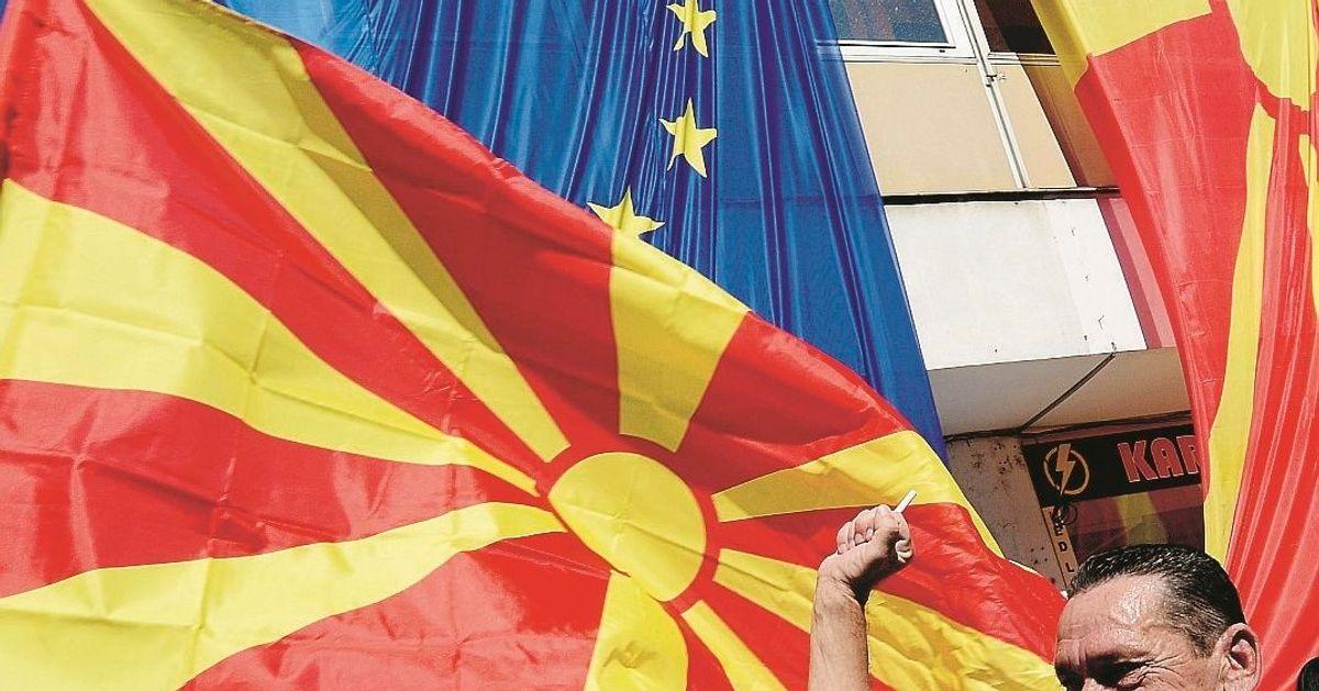 La Macedonia cambia nome e fa felice gli Usa