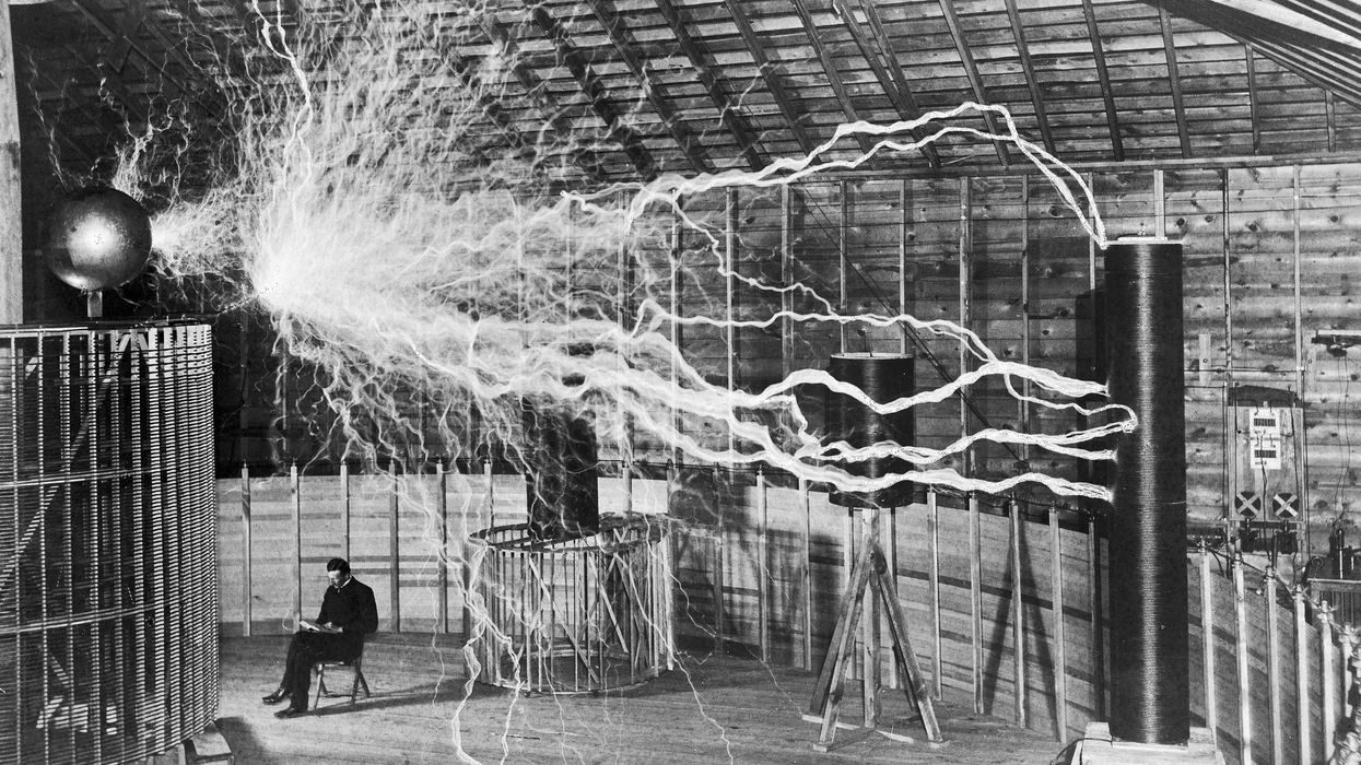 10 science photos that made history and changed minds